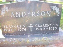 Frances V Anderson