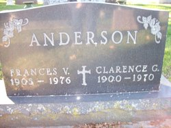 Clarence G Anderson