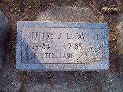 Jeffery J Le Fave, II