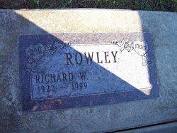 Richard Wayne Rowley