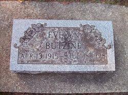 Evelyn Butzine