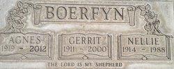 Agnes Boerfyn