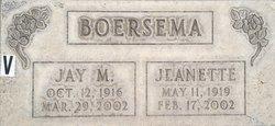 Jeanette <I>Kamps</I> Boersema