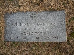 William J Daniels