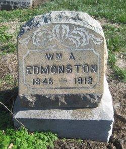William Albert Edmonston