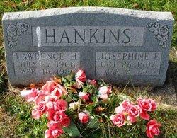 Josephine E. <I>Talbot</I> Hankins