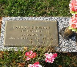 Gordon E. Holton