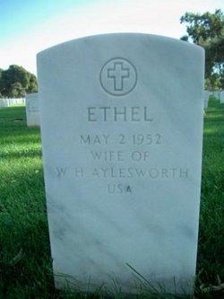 Ethel Aylesworth
