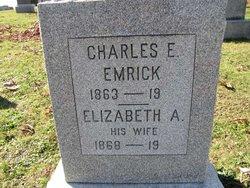 Charles Edward Emerick