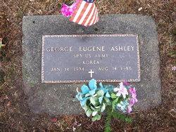 George Eugene Ashley