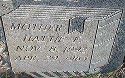 Hattie Kate <I>Francis</I> Bagwell