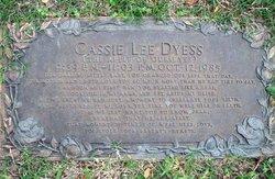 Cassie Lee Dyess