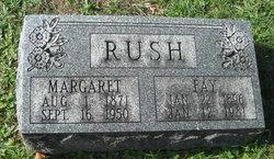 Margaret <I>Critchfield</I> Rush