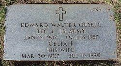 Edward Walter Gesell
