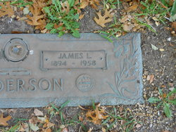 """James Luther """"Jimmy"""" Anderson"""