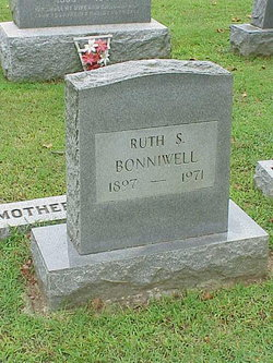 Ruth <I>Spence</I> Bonniwell