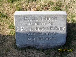 Marie Louise Cole