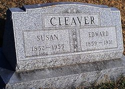 Susan Catherine <I>Beard</I> Cleaver