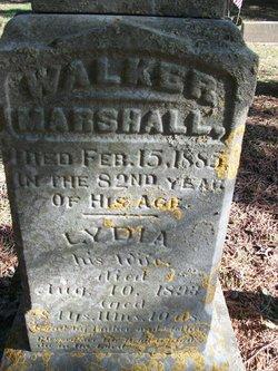 Lydia <I>Chase</I> Marshall
