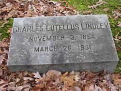 Dr Charles Lutellus Lindley