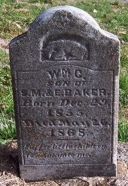 William G Baker