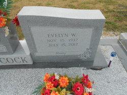 Evelyn Lounette <I>Wilkins</I> Adcock
