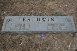 George Murphy Baldwin