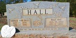 Shirley Ann <I>Diles</I> Hall