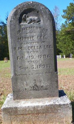 Minnie Lee