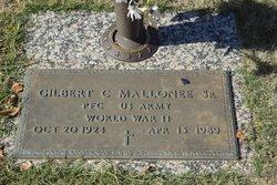Gilbert C Mallonee, Sr