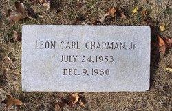 Leon Carl Chapman, Jr