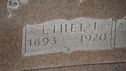Ethel I. <I>Proffitt</I> Terhune