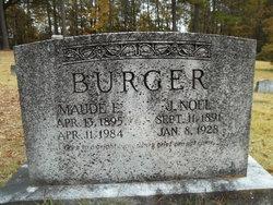 J. Noel Burger