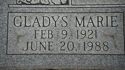 Gladys Marie <I>Reppert</I> White