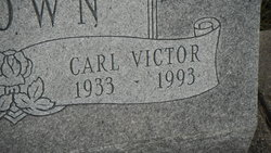 Carl Victor Brown