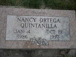 Nancy Ortega Quintanilla