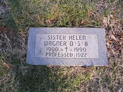 """Sr Mary Helen """"Irene"""" Wagner"""