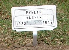 Evelyn Kazmir