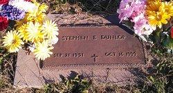 Stephen E. Dunlop