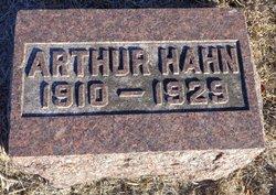 Arthur Hahn