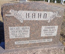 Nellie May Hahn