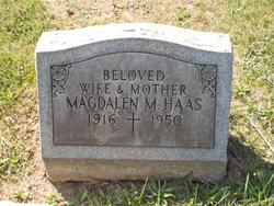 Magdalen M Haas