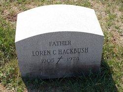 Loren C Hackbush