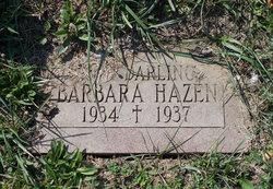 Barbara Hazen