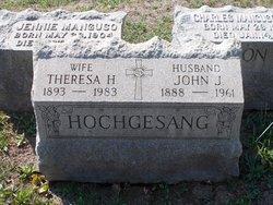 John J Hochgesang
