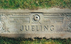 Rev Paul Jueling