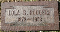 Lola B Rodgers