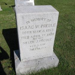 Isaac W. Preble