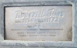 Robert L Jones