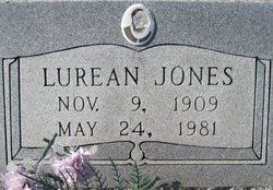 Lurean Jones